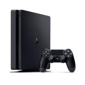 Playstation 4 Slim, Sony Ps4 1tb, Original, Console Completo