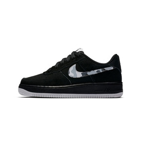 brand new 3d97b c3121 Zapatillas Nike Air Force 1 Logo Camuflado Niño