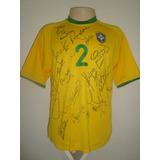 Brasil # 2 - Toda Autografada - Temporada 2000