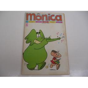Mônica N.2 1a Edição Junho De 1970-raríssima Quase Banca Ori