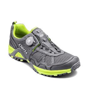 Clorts Lazado Boa Sistema Correr Zapatos Libre Carrera Liger