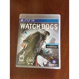 Watch Dogs Físico Para Ps3