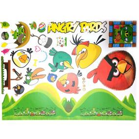 Vinil Decorativo - Angry Birds - Entrega Inmediata