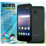 Alcatel Ideal 4g Hd/8gbrom /1gb Ram Liberado