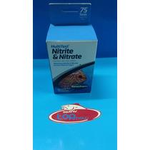 Seachem Multitest Nitrite Nitrate Teste Nitritro/nitrate