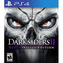 Darksiders 2 Ps4 Original**1