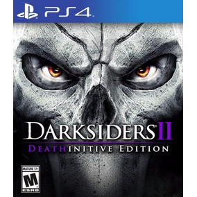Darksiders 2 Ps4 Original**1