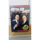 Dvd Série Justiça Sem Limites 5a Temporada