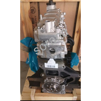 Motor Parcial 1.0 Total Flex Gol Voyage Fox 100% Genuine