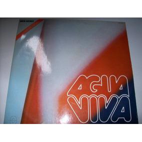 Raro - Lp Vinil - Novela Agua Viva Internacional - 1980
