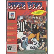 Futbol Americano Revista Superbowl Octubre 1984