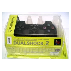 Controle Playstation 2 Dual Shock 2 P/