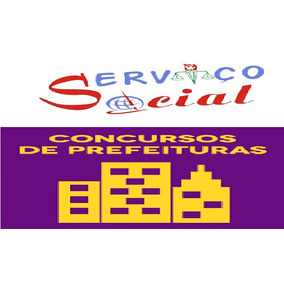 Serviço Social Para Concursos De Prefeituras