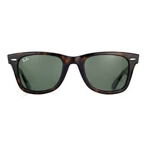 Anteojos Ray Ban Wayfarer Rb 2140 902 Carey Talle M 50mm
