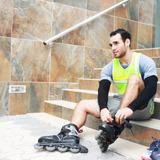 Chaleco Reflejante Para Ciclistas Y Corredores