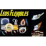 Tira Led Flexible 2 Colores 60cmt Tira Neon Par Modificado
