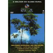 Dvd O Melhor Do Globo Rural 25 Anos - O Pau-brasil, O Leitão
