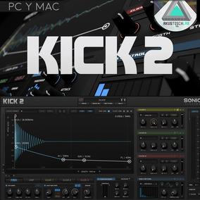 Kick 2 Sonic Academy Beats Edm Synth Vst Windows Mac Samples