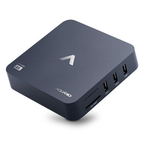 Receptor Tv Smart Box Aquário Stv-2000 Android 7.1