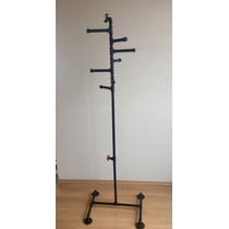 Perchero De Tuberia Industrial Pipe Clothing Rack