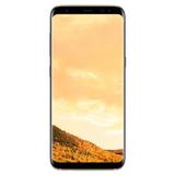 Celular Libre Samsung Galaxy S8 Dorado