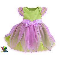 Disfraz Campanita Bebe Con Alas 100% Original Disney Store
