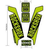 Calcomanias Rockshox Recon
