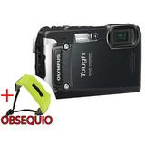 Camara Olympus Acuatica Waterproof 10m Tg-820 12m + Obsequi