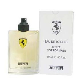 Perfume Ferrari Red Masculino 125ml Original Tester