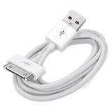Cable Datos Usb Iphone 4, 4s, 3g 1mts Apple Ipod Ipad