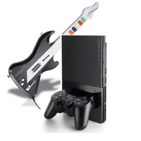 Novo Playstation 2 Ps2 Novo Destravado Desbloqueado Brinde