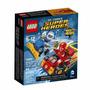Educando Lego Super Héroes 76063 Flash Vs Capitán Frío