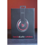 Vendo Caja Beats Studio Wireless