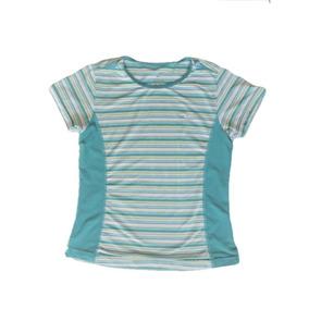 Camiseta Dri Fit Nike Importada Eua Infantil Azul 10-12 Anos