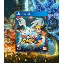 Naruto Shippuden Ultimate Ninja Storm 4 Ps4 Psn Codigo