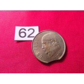 Moneda Con Error Un Peso Morelos 1979 Clipet #62
