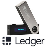Ledger Nano S Cartera Fría Bitcoin Envío Inmediato Gratis!