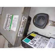 Kit Módulo Injeção Corsa 05 1.0 8v Gas Dydf 93315496 V2137