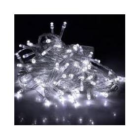 Luces Led Arbolito Navidad Luz Permanente 10 Mts.