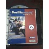 Curso De Ingles Berlitz Para Negocios,3 Cds,3 Bloques Impres
