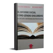 El Informe Social Como Genero Discursivo  Nieto (es)
