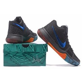 Tenis Nike Kyrie 3 Basquete Original Irving Shoes Esporte