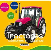 Tractores, Camiones Y Máquinas Equipo Susaeta