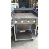 Plancha Y Freidor Industrial Para Cocina