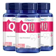 Coenzima Q10 3 X 60 Cápsulas 500mg - Dr Lair