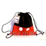 Bolsitas Golosineras, Souvenirs Mickey Y Minnie Mouse