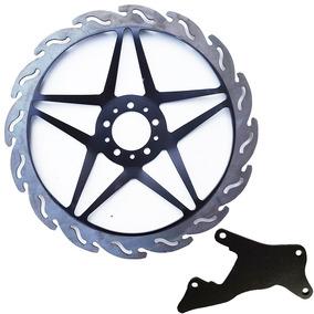 Disco 370mm Discao De Freio Estrela Titan Fan Cg 125 150 160