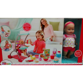 Acessórios De Boneca Carrinho D Compras- Little Mommy Mattel