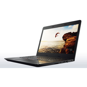 Notebook Lenovo Thinkpad E470 Intel Ci3-6006 4gb 500gb Win10