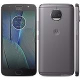 Motorola Moto G5s Plus 32gb Ram 3gb Gris Dorado